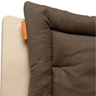 Leander 新款二代 成長型高腳餐椅坐墊-咖啡〔衛立兒生活館〕