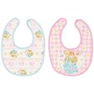 日本 迪士尼 Disney 冰雪奇緣口水巾/圍兜(2件組)