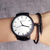 英倫簡約男女情侶手錶 歐美街拍時尚學生錶潮錶《小師妹》yw161