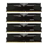 新風尚潮流 HX428C14PB2K4/16 金士頓 4GB x4 DDR4-2800 超頻記憶體 限時限量出清 kingston