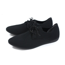 inooknit 休閒鞋 綁帶 編織 黑色 女鞋 IK-BJ3FW0503-111 no040