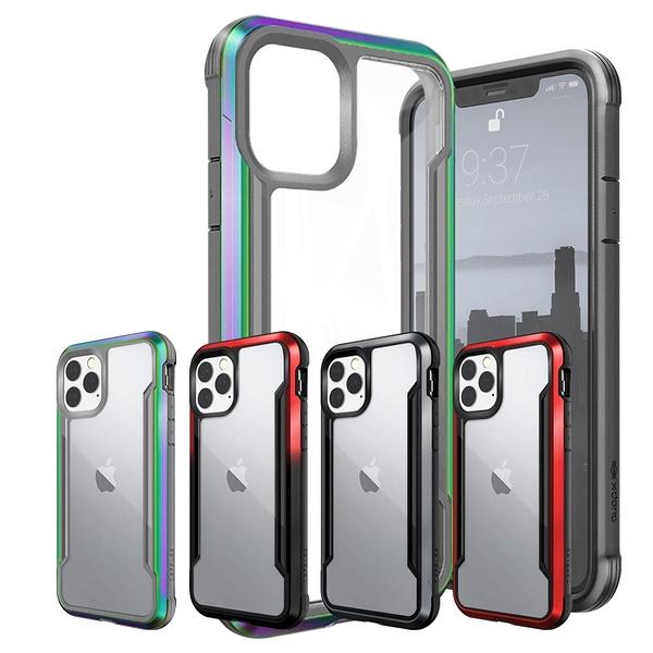 X-Doria DEFENSE SHIELD iPhone 12 / 12 Pro / 12 Pro Max / 12 MINI刀鋒極盾耐撞擊防摔手機殼-選型號跟顏色