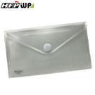 7折 HFPWP B6支票型黏扣文件袋公文袋 防水 板厚0.18mm台灣製 G905 白