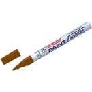 【奇奇文具】SNOWMAN FCP-12棕色細油漆筆1.2mm