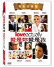 新動國際【愛是妳愛是我(DVD)】Love Actually  DVD