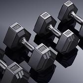 快速出貨 包膠六角小啞鈴5公斤男士健身器材家用20kg運動10瘦臂女亞鈴一對【全館免運】