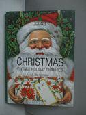 【書寶二手書T4/藝術_NKN】Vintage, Christmas-Vintage Holiday Graphics_