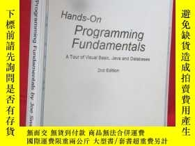 二手書博民逛書店Hands-On罕見Programming Fundamenta