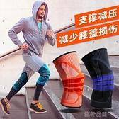 運動護膝 護膝運動籃球關節男女護漆跑步專業半月板護腿深蹲膝蓋保護套護具