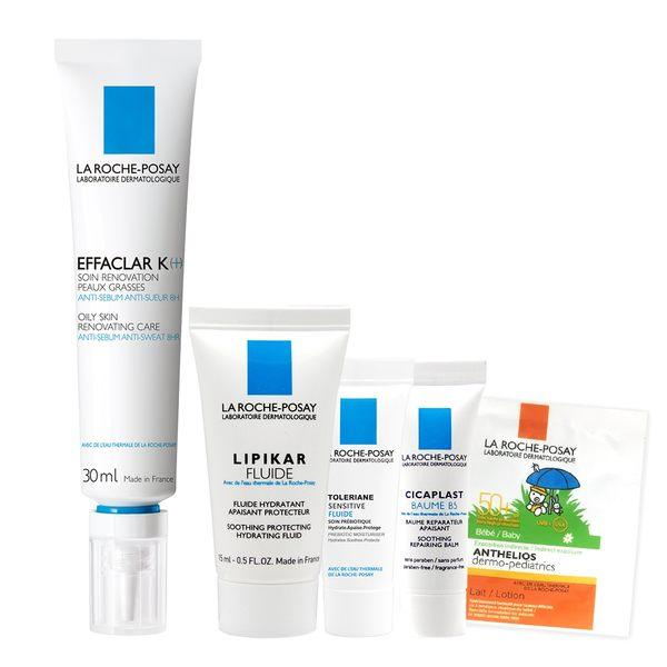 理膚寶水 淨透煥膚精華30ml (K+) 改善粉刺 加贈保濕修護4件組