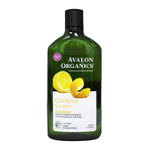 美國有機No.1- Avalon Organics 檸檬亮采精油洗髮精-325ml