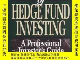 二手書博民逛書店Fundamentals罕見Of Hedge Fund Inve