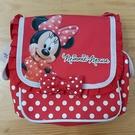 日本 迪士尼樂園正品 米妮點點側背包