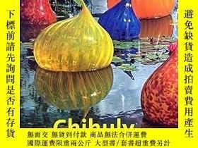二手書博民逛書店Chihuly罕見Desk Calendar 2006-Chihuly日歷2006Y436638 Chihul