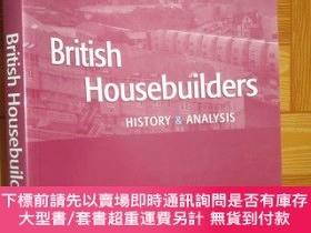 二手書博民逛書店British罕見Housebuilders: History and Analysis (Real Estate