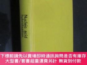 二手書博民逛書店Nucleic罕見acid hybridisation :a practical approach (大32開,精