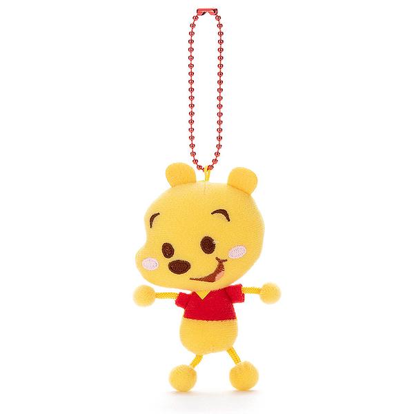T-ARTS Disney Toy Company 擦擦吊飾 維尼_TA21456