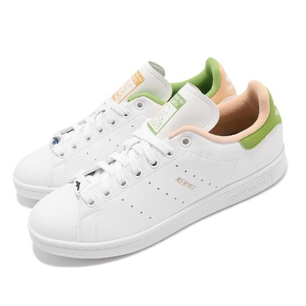 adidas 休閒鞋 Stan Smith 芝麻街 科米蛙 男鞋 女鞋 聯名款 愛迪達 三葉草 【ACS】 GZ5863