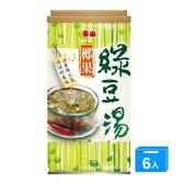 泰山綠豆椰果湯330g x6罐【愛買】