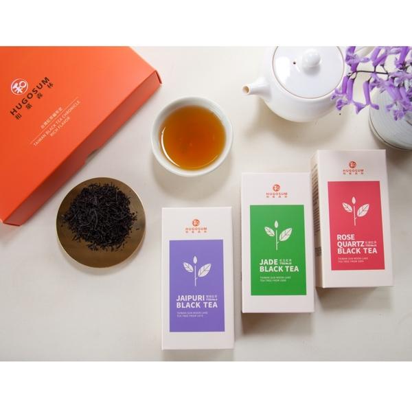 【HUGOSUM】日月潭紅茶 紅茶編年史禮盒(瓔玉韻)