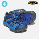 KEEN 童款 織帶涼鞋Newport H2 1020360 / 城市綠洲 (KIDS、水陸兩用、織帶鞋面、戶外休閒、運動涼鞋)