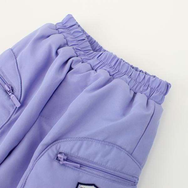 【愛的世界】防風厚鋪棉長褲/6歲-中國製- ---秋冬下著