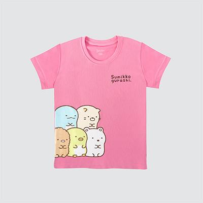 PG美人網.角落小夥伴 窩在角落 吸濕排汗短袖T恤G152*╮3色 $390