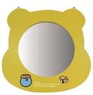【震撼精品百貨】Winnie the Pooh 小熊維尼~迪士尼台灣授權維尼掛式鏡*52628