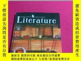 二手書博民逛書店Jamestown罕見Education Literature An Adapted Reader Course2