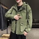 棒球外套 哲谷2020新款春秋季夾克機能外套男士韓版潮流棒球衣服情侶裝 雙十一