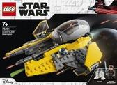 【LEGO樂高】STAR WARS 星際大戰 安納金的絕地攔截機l#75281