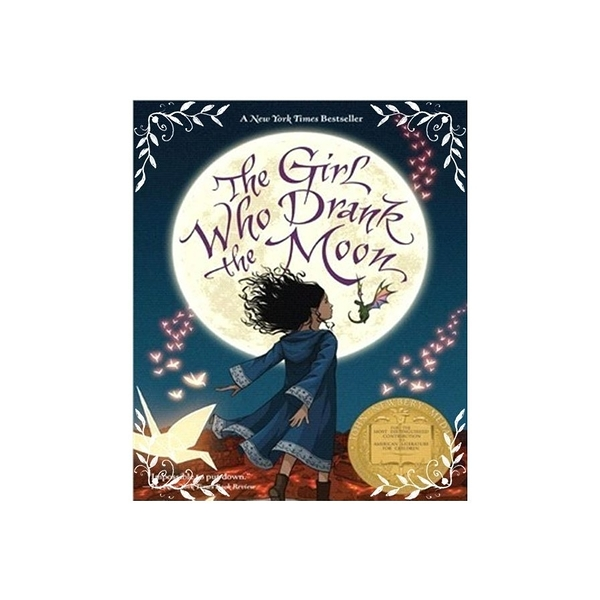 The Girl Who Drank the Moon(Winner of the 2017 Newbery Medal)(喝下月亮的女孩)