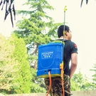 智慧背負式鋰電池電動噴霧器農用充電農高壓多功能充電型打機ATF 秋季新品