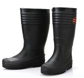 雨鞋強人雨鞋男士冬季加厚保暖加絨雨靴防滑水靴水鞋軍膠鞋防水鞋 【全館免運】