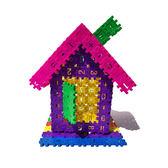 搭積木玩具1-2-3-6周歲槊料智力積塑料