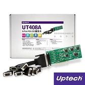 Uptech UT408A 8-Port RS-232擴充卡