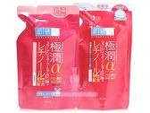 ROHTO 肌研新極潤α緊緻彈力保濕乳液/化妝水(補充包)