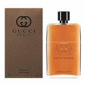 GUCCI Guilty absolute 罪愛絕對男性淡香精90ml【UR8D】