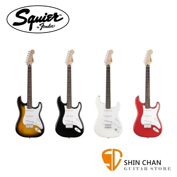 【缺貨】Fender Squier Bullet Strat HT 單單單 電吉他 復古風格式琴橋 ( 無搖座設計,音準度更佳 )