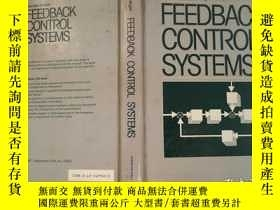 二手書博民逛書店FEEDBACK罕見CONTROL SYSYTEMS反饋控制系統