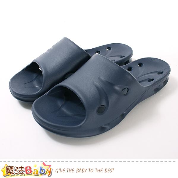 浴室拖鞋 軟Q舒適快速排水居家拖鞋 魔法Baby