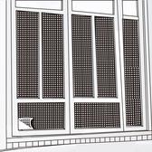 CARBUFF  DIY居家玻璃靜電貼(黑色 50x150cm 2入) MH-4022