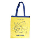 L'OCCITANE 歐舒丹 普羅旺斯黃色購物袋(37.5x33cm)【美麗購】