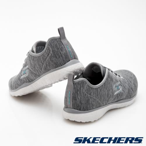 SKECHERS (女) 時尚休閒系列 Microburst - 23315GRY