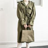 文件袋大容量防水簡約韓版潮商務公文手提包男女帆布辦公包   LX  宜室家居