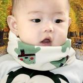 兒童脖套男嬰兒圍脖防風秋冬季女嬰幼兒保暖套頭寶寶圍巾春秋薄款  潮流小鋪