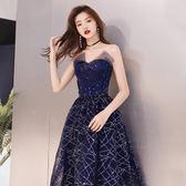 晚禮服女洋裝小禮服裙高貴優雅聚會連身裙女