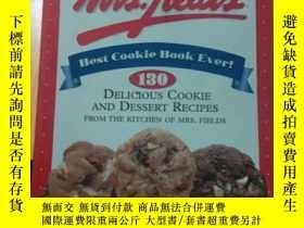 二手書博民逛書店Best罕見Cookie Book Ever!(最好的餅乾製作書