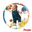 Weicker 唯可 日本People-手腳動感遊戲圈(0個月起~)【佳兒園婦幼館】