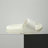 New Balance 米白 LOGO 防潑水 韓國 休閒 涼拖鞋 SD1101IIV